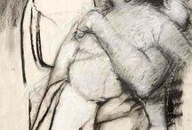 Motherhood in Art / by Willowing Arts Ltd