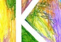 Alphabet / by Honey Brown