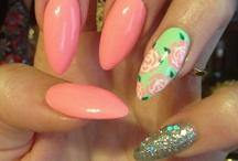 nails / by lisha