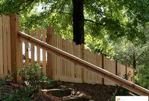 Modern Picket Fence Design / by Fence Workshop™