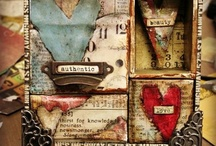 Mixed Media & Art Tutorials / Tutorials and speed art videos for mixed media, altered art, and other art techniques. / by Jennifer Tough