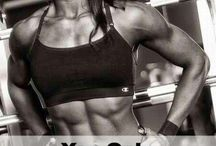 fitness / by Robyn Riddle