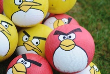 Angry Birds Party / by Just Another Day in Paradise