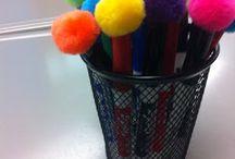 Classroom Ideas / by Amanda Jourdan