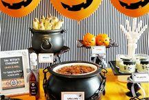 Celebrate: Halloween Party / by Katie Scott