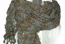 crochet - free form crocheting / by Colleen Heath