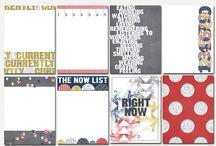 Pixels&Co NSD Wish List / by Michelle Huegel