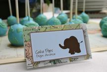 Baby shower  / by Catherine Zappia