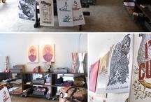 creative space / by Triinu So
