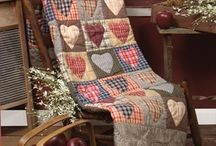 comfy quilts / by Trudy Whittaker