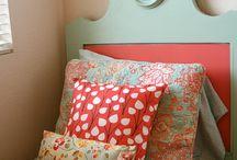 Twins separate bedrooms / by Meghan Whiteside
