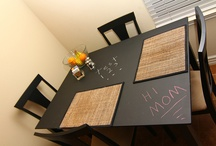 Kitchen Table Redo / by Meryl Tseng