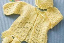 Baby and Kids Crochet And Knit / by Paulette Swim