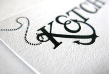 Logos / Typography / by Miriam Langsam
