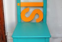 furniture / by Erin Lindsey Morice