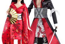 Barbie & Ken doll  / by Deborah Bucklew