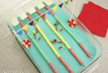 Birthday party ideas / by Dawn Nicholson