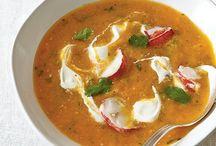 Soups , Stews, Chili & Chowder / by Greg Willis