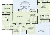 Floor Plans / by Trish Rogers