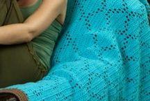 Crochet blankets / by Katy Wickens O'Brien