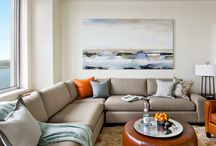 JS House: Living room / by Robyn Lam