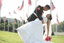 soldier and bride / by Dean-Cathy Ray