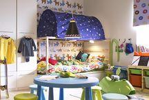 Dječja IKEA / Djeca imaju puno posla – moraju se razvijati i otkrivati svijet, a zatim započeti putovanje prema samostalnosti. S pravim stvarima u domu taj će posao biti barem malo lakši. Od dana kad djeca po prvi put stignu kući sve dok ne narastu, naš će ti dječji namještaj pomoći dom pretvoriti u najzabavnije dječje igralište. / by IKEA Hrvatska