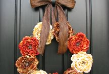 Wreath / by Pamela Thompson Fenner