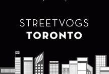 StreetVogs: Toronto / by John Fluevog Shoes