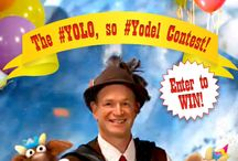 #YOLO, so #Yodel Contest / by American Greetings