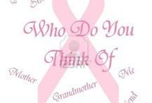 Cancer- I hate cancer / by Cindy Hertz