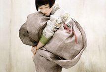hanbok moodboard / by Jean Chung