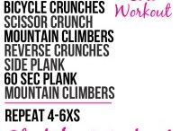 Healthy and Fit / by Christine