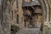 Castles / by Debbie King