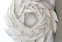Wreaths / by Heidi German