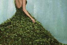 Dresses 3 (Fantasy) / Fantasy dresses and costumes / by Stephanie Woodland
