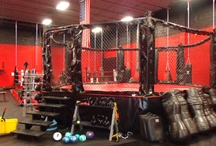 Our Gym / by Hammer Training & Fitness