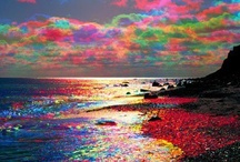 Iridescent Skyscapes / by Yvette Palmer | Agave Premier Properties