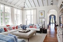 Great Living Spaces / by Ann Carmony