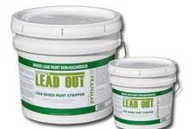Restoration Products / Easy, safe and affordable lead paint removal. / by LogFinish.com