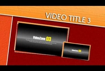 After Effects Video Templates / Get Free After Effects Projects Video Files AE Templates / by HD Intro