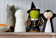 Spooky Halloween... / by Erin Jongsma
