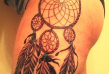 Tatoos and Piercings / by Chelsi Anderson