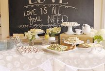 Wedding Showers / by Lisa Marie