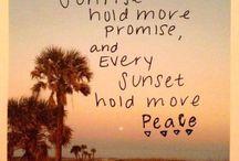 Inspiring Hope Encouragement / by Heidi Pitman