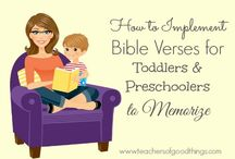 Homeschool: Bible / by Christy Meyer