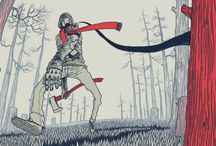 Illustration/Art / by Ian Bullock
