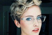 New Hair Cut Ideas / by Megan Essenmacher