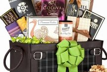 Gift Baskets for All Occasions / Gift Baskets - At Arttowngifts.com we offer a wide selection of delicious gourmet gift baskets for any occasion.  / by Arttowngifts.com