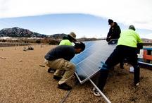 Boulder Inn goes solar / by BEST WESTERN PLUS Boulder Inn